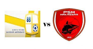 Jadwal Siaran Langsung Barito Putera vs PSM, Pekan Ke-4 Liga 1 (16/04/18)