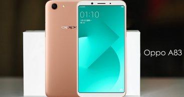 Harga Oppo A83 Baru Bekas Mei 2018 dan Spesifikasinya